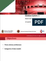 2.Database architecture and modeling.pdf