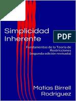 Simplicidad Inherente – Fundamentos de La Teoría de Restricciones (Spanish Edition)_nodrm
