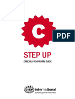 Step Up Programme Guide (1905)