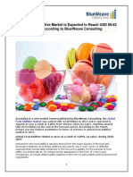 Global Food Additive Market Size, Share And Forecast 2025