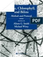Alison Smith, Michael Witty-Heme, Chlorophyll, And Bilins_ Methods and Protocols (2001)