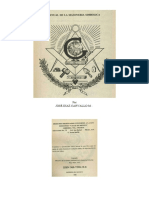 Manual de masonería simbólica