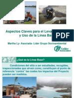 ESTUDIO DE LA LINEA BASE AMBIENTAL