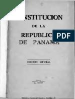 CONSTITUCION DE 1904 EDICION OFICIAL.pdf