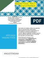 polipeptidos vasoactivos
