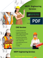 MEPF Engineering Services UAE - S E C D Technical Services LLC