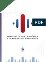Discurso 2 de mayo - Presidente de la República de Costa Rica
