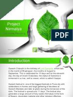 Project Nirmalya