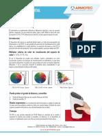 Colorímetro Digital CS-200