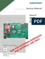 Grundig Lw 68-76-9510 Dolby Ch.g1--Lcdtv