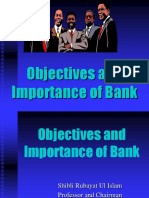 Objectives and Importance of Bank.pptx