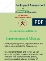 Implementation and Follow Up