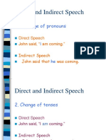 1Direct and Indirect Speech - RULES.ppt