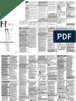 10rst Forks catalogo
