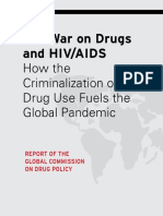 Global Commission on Drug Policy - The War on Drugs and HIV AIDS .pdf