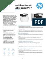 HP Color LaserJet Serie M477