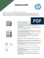 HP LaserJet Entreprise 600 M602