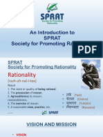 SPRAT - Introduction - Nov 18