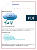 Cloud Computing Tutorial for Beginners