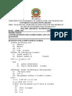 SMA  2100  DISCRETE  MATHEMATICS.docx