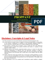 Proppant for Hydraulic Fracturing