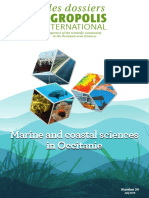 Marine and Coastal Sciences Thematic File Agropolis International