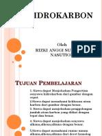 ppt hidrokarbon- RIZKI ANGGI SUHAIRAH NASUTION- 16035035.pptx