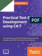 Practical Test Driven Development c 7