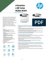 HP Laserjet Pro Mfp m281fdw