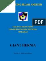 giant hernia