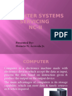 COC 1 - Computer Systems Servicing Presentation by Horacio N. Aceveda Jr