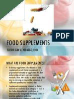 51379762-Food-Supplements.pptx