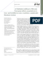 Contoh Artikel Journal of Global Health