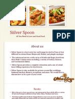 Siilver Spoon PDF