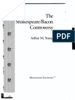 Bacon, Francis_ Shakespeare, William_ Bacon, Francis_ Young, Arthur M._ Bray, Faustin_ Shakespeare, William - The Shakespeare_Bacon Controversy (Missing Pages)-Robert Briggs Associates (1987)