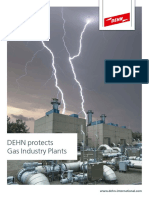 Gas Industry Ds214 e Lightning Protection