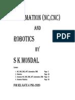 Automation and Robotics 2020