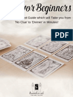 Beginner Tarot Guide - Divination Fortune-Telling