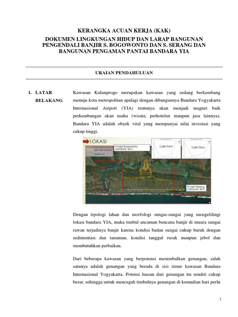 DLH Pengamanan Pantai Dan Pengendalian Banjir