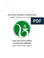 8_Legal and Judicial Ethics and Practical Exercises_EPBD