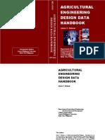 Agricultural Engineering Design Data Handbook