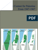 Origin and Development of Palestinian Conflict