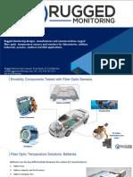 Battery Life Cycle Testing | Fiber Optic Temperature Sensors pdf