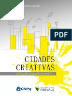 Livro [ASHTON] Cidades Criativas, (2018)