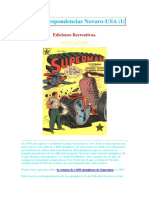 Superman Novaro guia de equivalencias