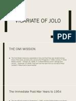 Vicariate of Jolo