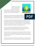 Research Agencies in Pakistan