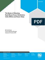 Basics Selecting Pdus and Power Strips Wp 02202019