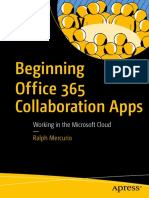Beginning Office 365