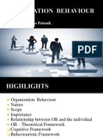 ORGANISATION  BEHAVIOUR (chapter 1).pptx